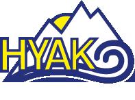 HYAK River Rafting