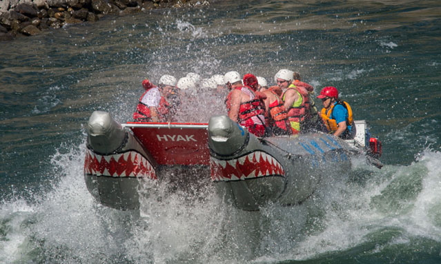 Thompson River Rafting